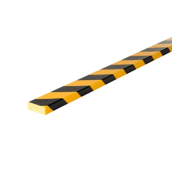 Knuffi SHG Warn- und Schutzprofil | Typ D | gelb/schwarz