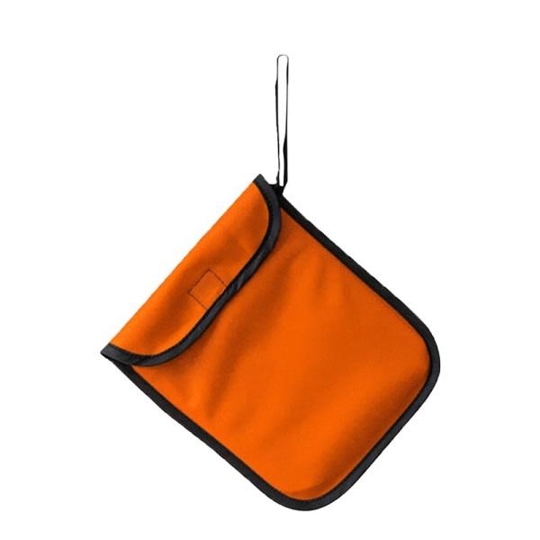 Aufbewahrungsbeutel - Orange