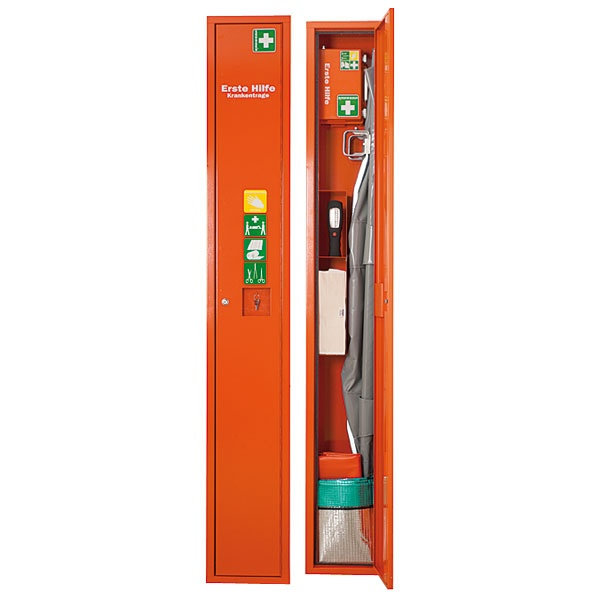 Söhngen | Verbandschrank Safe orange