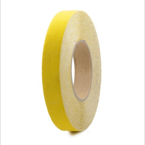 m2-Antirutschbelag™ | Rolle gelb | 2,5 cm breit