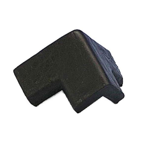 Knuffi SHG Eckschutz   Typ E   3-schenkelig   schwarz