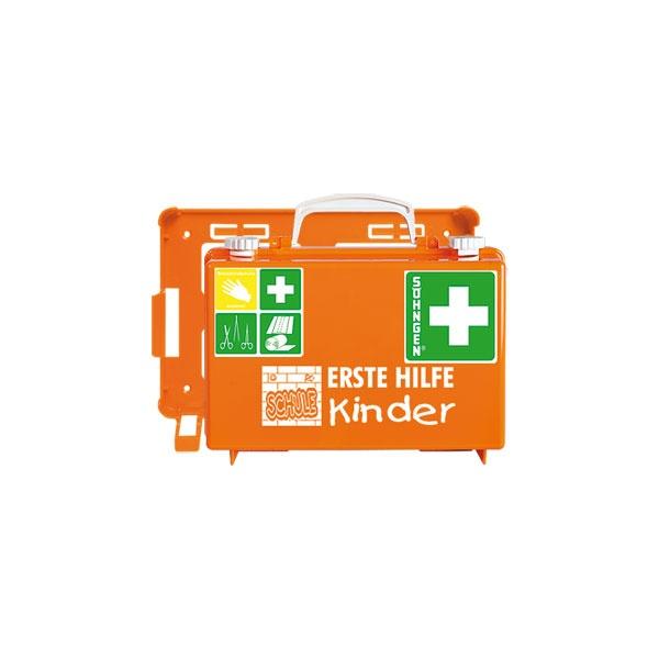 Söhngen | Erste-Hilfe-Koffer QUICK-CD Kombi | Schule (> 6 Jahre)