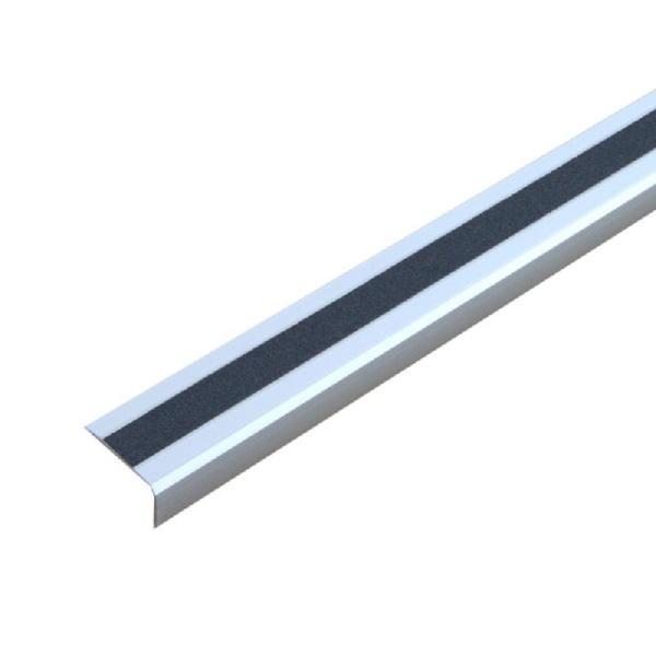 """Antirutsch-Treppenkantenprofil """"Universal""""   selbstklebend   schwarz"""