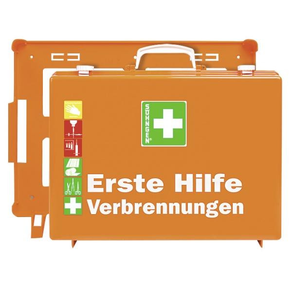 Söhngen | Erste-Hilfe-Koffer MT-CD | Verbrennungen