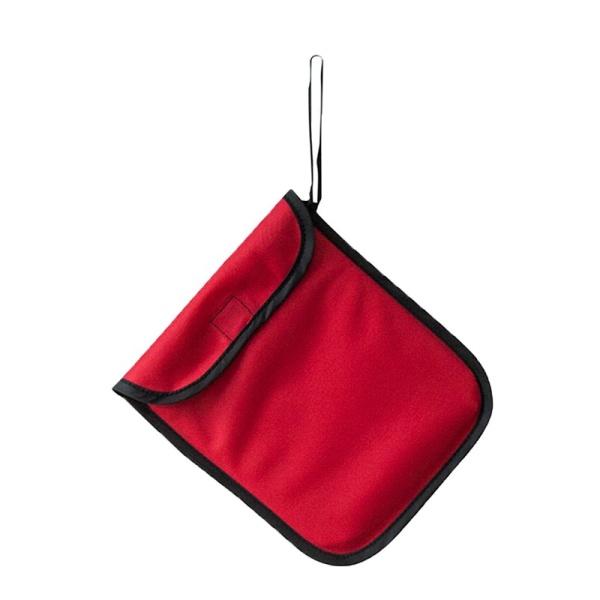 Aufbewahrungsbeutel - Rot