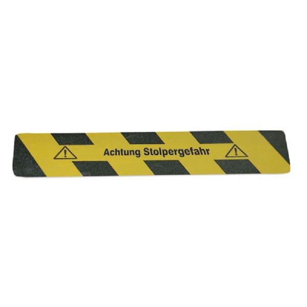 m2-Antirutschbelag™ - Achtung Stolpergefahr