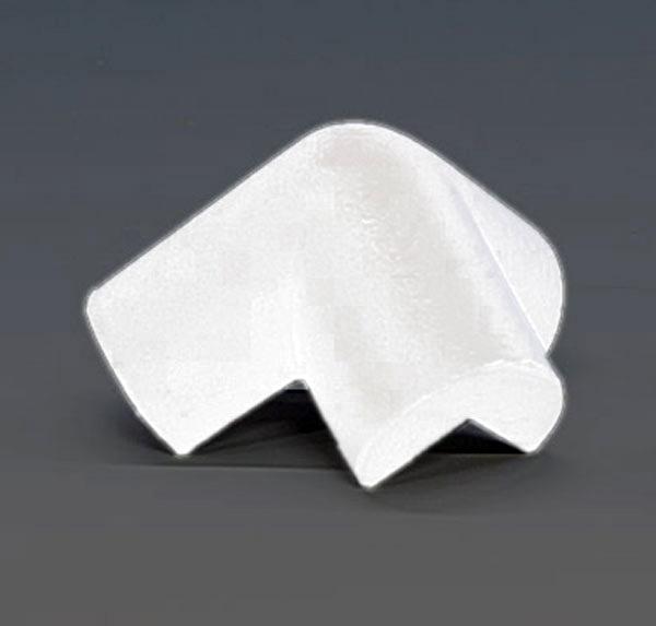 Knuffi SHG Eckschutz | Typ A | 3-schenkelig | weiß