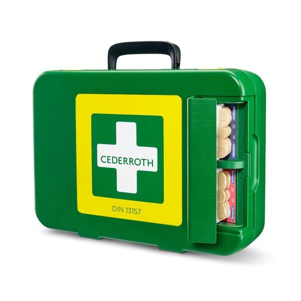 "Cederroth   Erste-Hilfe-Koffer ""First Aid Kit"""