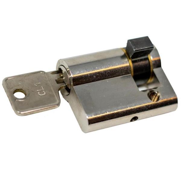 Schließzylinder mit CL1-Schließung inkl. 1 Schlüssel