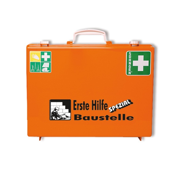 "Söhngen | Erste-Hilfe-Koffer MT-CD | Spezial ""Baustelle"""