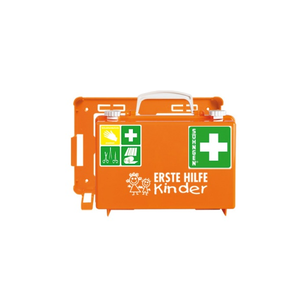 Söhngen | Erste-Hilfe-Koffer QUICK-CD Kombi | Kindergarten (< 6 Jahre)