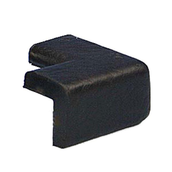 Knuffi SHG Eckschutz | Typ E | 2-schenkelig | schwarz