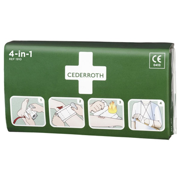 Cederroth | 4-in-1 Blutstiller