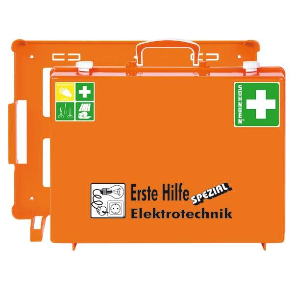 "Söhngen | Erste-Hilfe-Koffer MT-CD | Spezial ""Elektrotechnik"""
