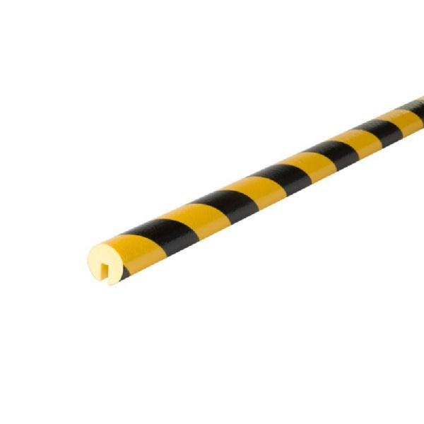 Knuffi SHG Warn- und Schutzprofil   Typ B   gelb/schwarz