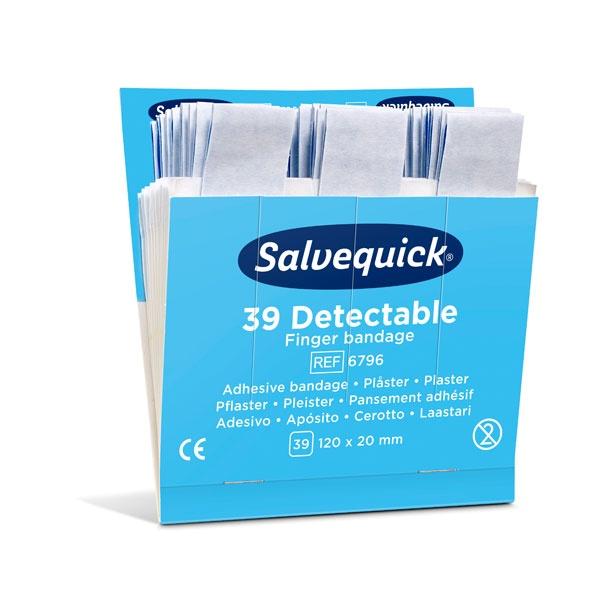 Salvequick | Detektierbare Fingerverbände