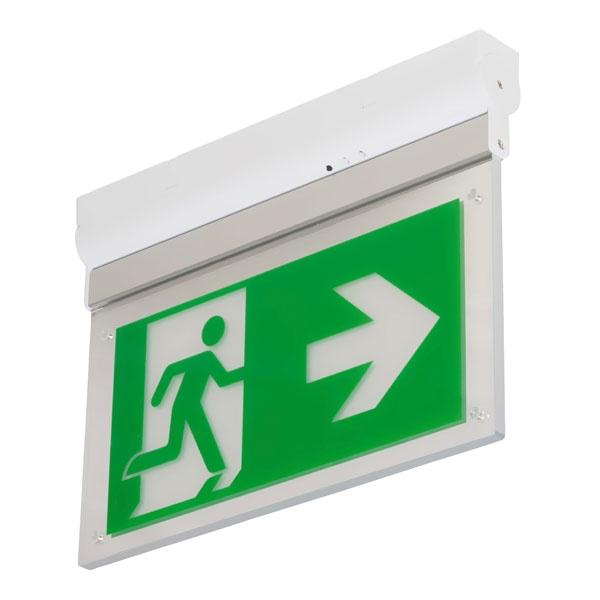L-LUX STANDARD LED-Rettungszeichenleuchte