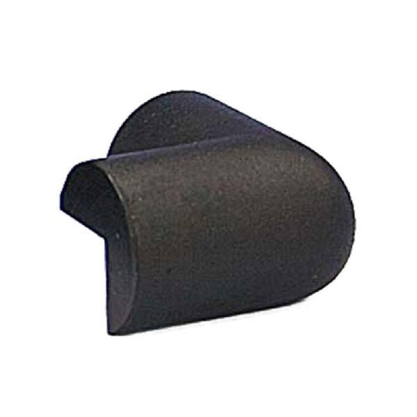 Knuffi SHG Eckschutz | Typ A | 2-schenkelig | schwarz