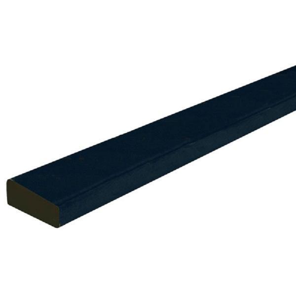Knuffi SHG Warn- und Schutzprofil   Typ D   schwarz