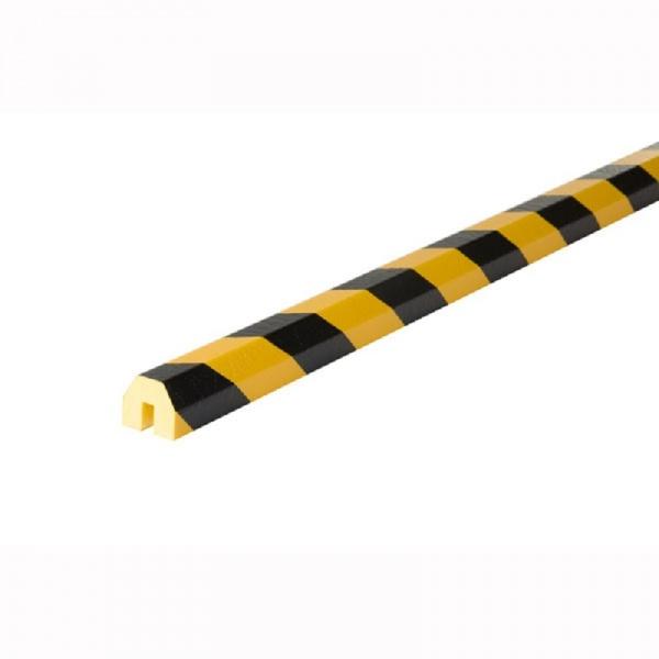 Knuffi SHG Warn- und Schutzprofil | Typ BB | gelb/schwarz