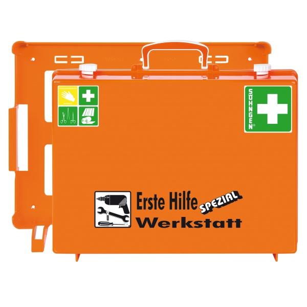 "Söhngen | Erste-Hilfe-Koffer MT-CD | Spezial ""Werkstatt"""