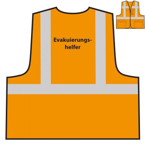Multifunktionsweste - Evakuierungshelfer