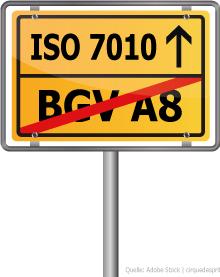 Schmuckbild zur neuen ISO 7010
