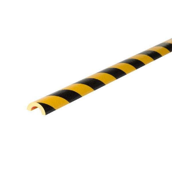 Knuffi SHG Warn- und Schutzprofil   Typ R50   gelb/schwarz