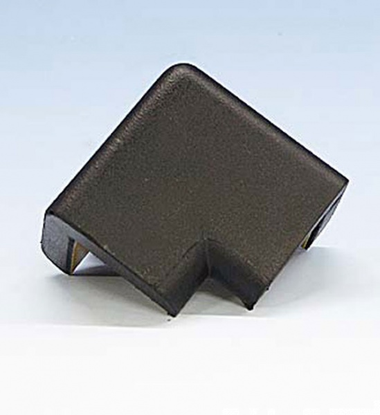 Knuffi SHG Eckschutz | Typ H | 3-schenkelig | schwarz