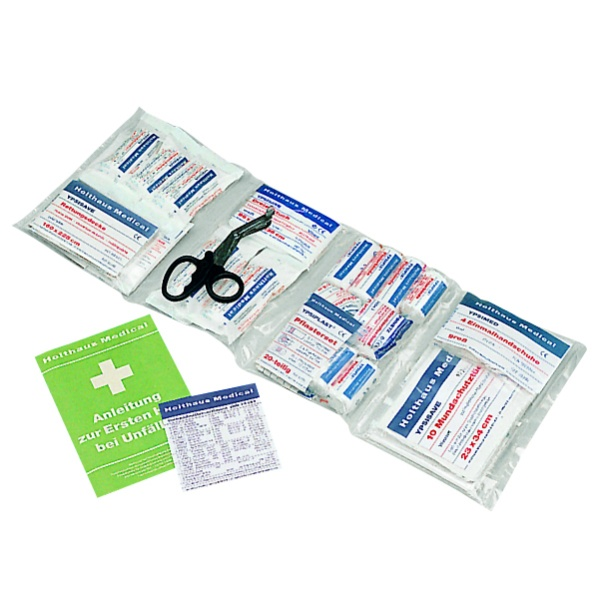 Holthaus Medical | Verbandschrank Erste-Hilfe-Nachfüllset | 126-teilig
