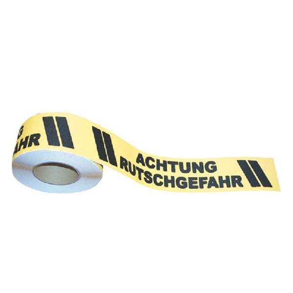 m2-Antirutschbelag™ - Achtung Rutschgefahr