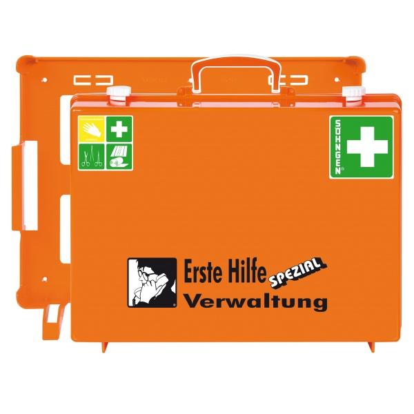 "Söhngen | Erste-Hilfe-Koffer MT-CD | Spezial ""Verwaltung"""