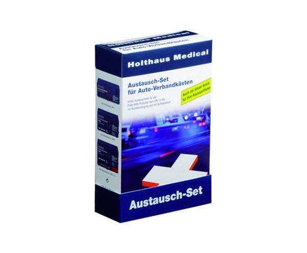 Holthaus Medical | Erste-Hilfe-Austauschset für sterile Produkte zur Wundversorgung