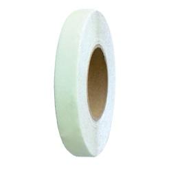 m2-Antirutschbelag™ | Rolle langnachleuchtend | 2,5 cm breit