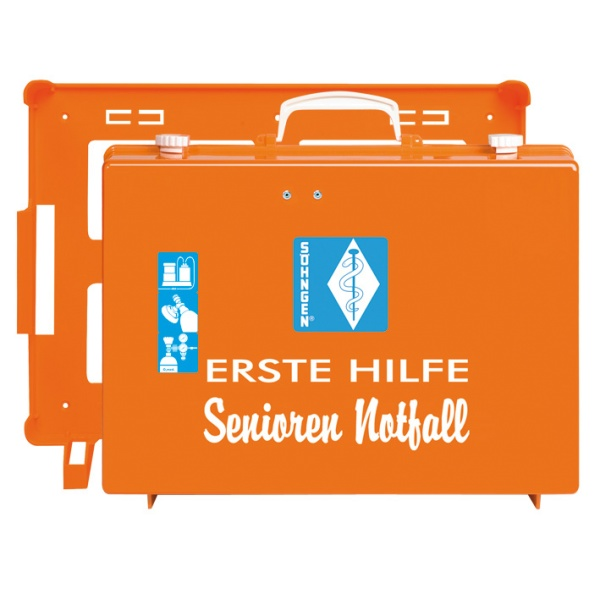 Söhngen   Erste-Hilfe-Koffer MT-CD   Senioren Notfall