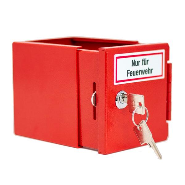 Feuerwehrleiterhalter | inkl. CL1-Schließung