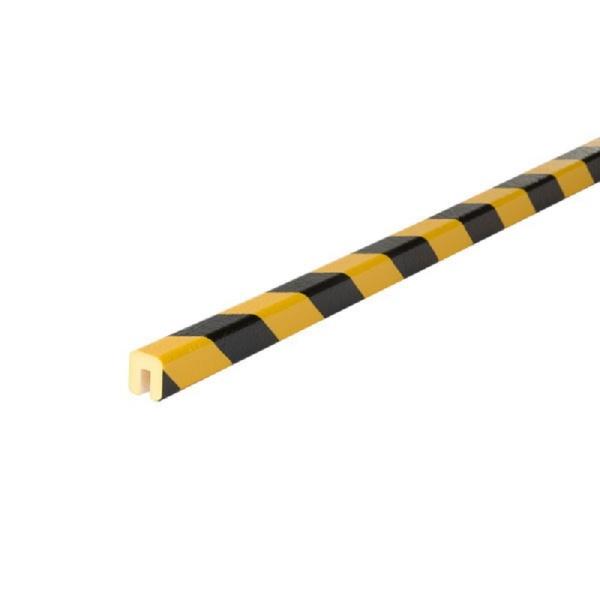 Knuffi SHG Warn- und Schutzprofil   Typ G   gelb/schwarz