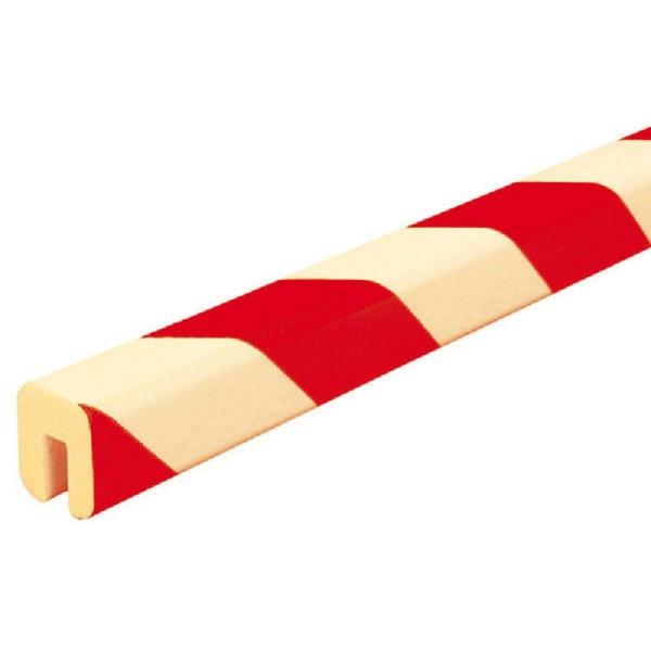 Knuffi SHG Warn- und Schutzprofil | Typ G | rot/weiß