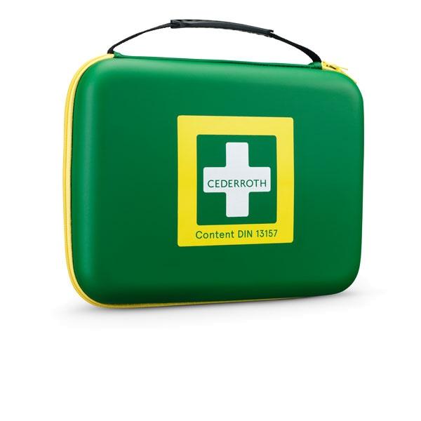"""Cederroth   Erste-Hilfe-Tasche """"First Aid Kit groß"""""""