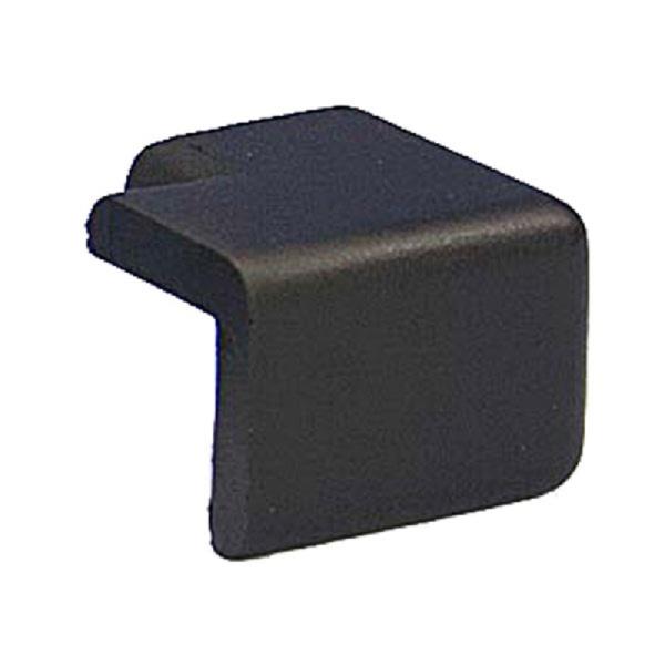 Knuffi SHG Eckschutz   Typ H   2-schenkelig   schwarz