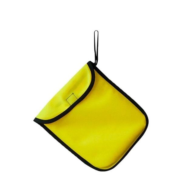 Aufbewahrungsbeutel - Gelb