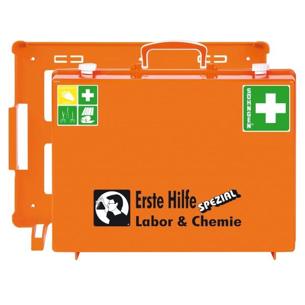"Söhngen | Erste-Hilfe-Koffer MT-CD | Spezial ""Labor & Chemie"""
