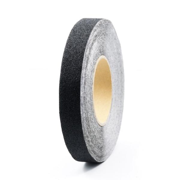 m2-Antirutschbelag™ | Rolle schwarz | 15,0 cm breit