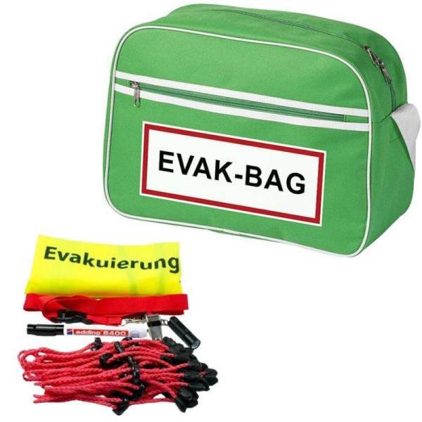 Evakuierungstasche mit EVAK-Füllung 1