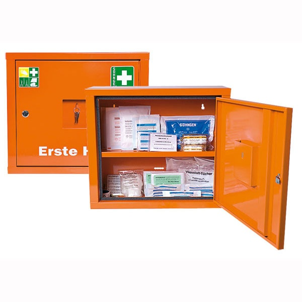 Söhngen | Verbandschrank Juniorsafe orange