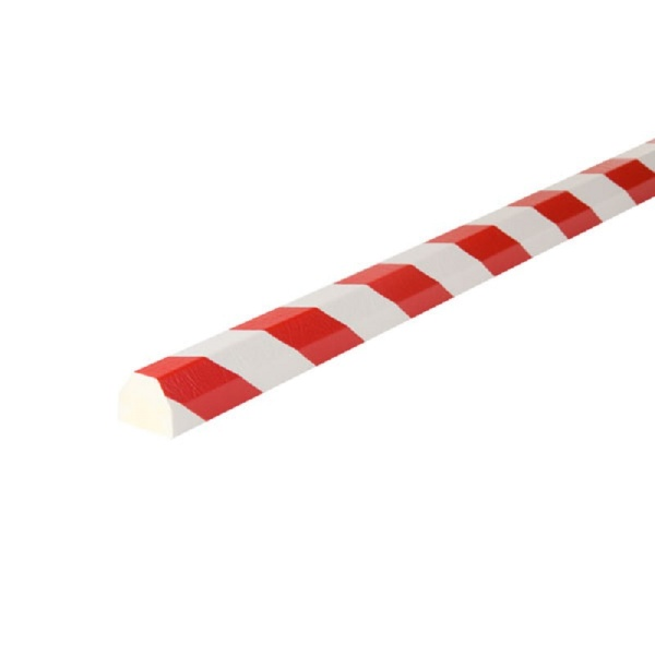 Knuffi SHG Warn- und Schutzprofil | Typ CC | rot/weiß
